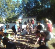 Μικροί αρχαιολόγοι στο 5ο Δημοτικό Σχολείο Τρικάλων