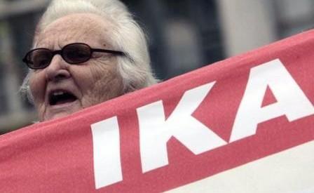 Και οι συνταξιούχοι του ΙΚΑ Τρικάλων καταγγέλουν τη δολοφονία