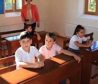 Πρωτάκια ξανά στο ελληνικό σχολείο Iμβρου