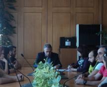 Δυνάμεις του ΚΚΕ σε κινήσεις διαμαρτυρίς για τη ΧΑ
