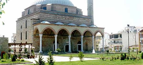 Ξεναγήσεις στο Κουρσούμ Τζαμί