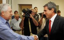 """""""Δημοκρατική Συμπαράταξη"""" δημιουργούν Κουβέλης – Λοβέρδος"""