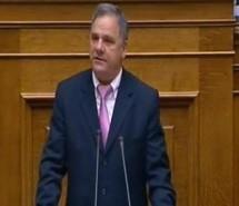 Βλαχογιάννης στη Βουλή: Ανάχωμα σε όσους επιβουλεύονται το πολίτευμα