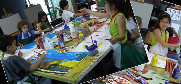 Ωρα για ζωγραφική στον Δήμο Πύλης