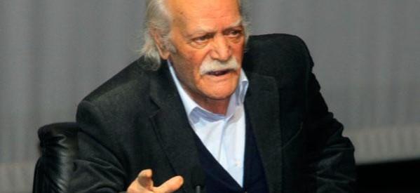 ΣΥΡΙΖΑ: Υποψήφιος για την ευρωβουλή ο Γλέζος