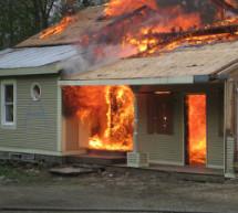 Κάηκε ολοσχερώς σπίτι στο Ξυλοπάροικο