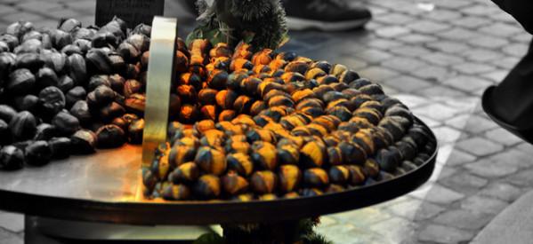 Γιορτή κάστανου – πού αλλού; – στην Καστανιά