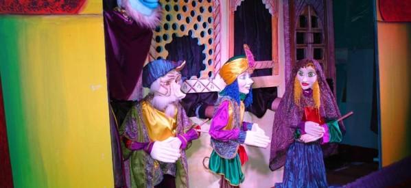 Ξανά κοντά μας οι παραστάσεις με μαριονέτες