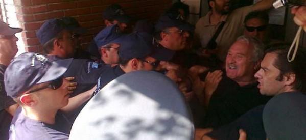 Αθώοι για την κινητοποίηση στο Δημαρχείο Τρικάλων