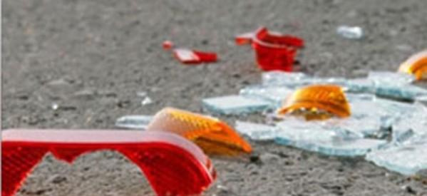 Τροχαίο ατύχημα στην επαρχιακή οδό Καρδίτσας – Μουζακίου