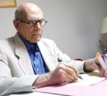 Πέθανε ο αρχαιολόγος και φιλόλογος Στυλιανός Αλεξίου