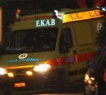 Νεκρή 22χρονη τρικαλινή σε τροχαίο στο Ριζοβούνι