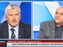 Δήλωση Ταμήλου για τη ΧΑ «βάζει φωτιά» – Εντονη αντίδραση ΣΥΡΙΖΑ