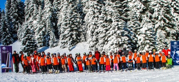 Ξεκινούν οι εγγραφές στο Τμήμα Χιονοδρομίας του ΣΟΧΤ