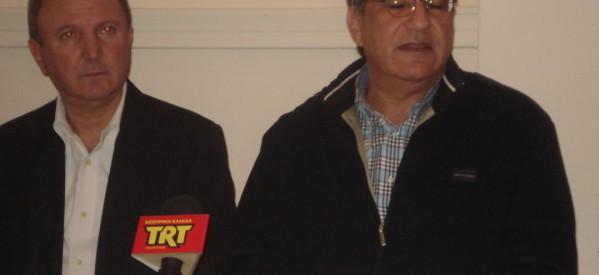Την Παρασκευή στα Τρίκαλα ο Δημ. Βαρνάβας για την ομιλία του ΣΥΡΙΖΑ