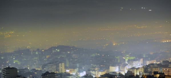 Αιθαλομίχλη η μνημονιοφερμένη, με την Περιφέρεια Θεσσαλίας… συνδεδεμένη