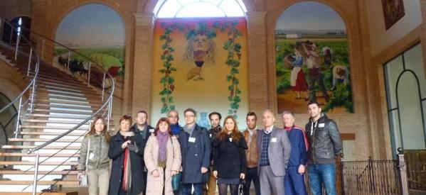 Θεσσαλική αποστολή στην Ισπανία σε ευρωπαϊκή σύμπραξη Grundtvig
