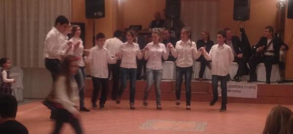 Χόρεψαν τα μέλη του Ευεργετικού – Πολιτιστικού Συλλόγου Φιλύρας
