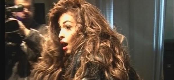 """Ξεσήκωσε τη νεολαία η Ελένη Φουρέιρα στα """"ξωτικά"""""""