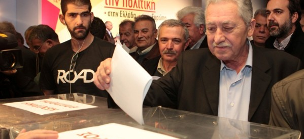 Κουβέλης μετά την επανεκλογή: Παρούσα η ΔΗΜΑΡ, με υπεύθυνο πολιτικό λόγο