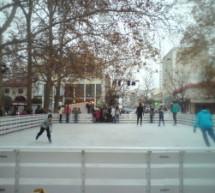 Φιγούρες στο παγοδρόμιο