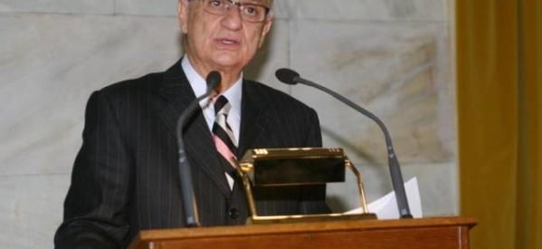 Σωτ. Χατζηγάκης: «Χτυπήστε εμένα κι όχι τον αδερφό μου»