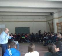 Συζήτηση για τον σχολικό εκφοβισμό στο 1ο Λύκειο Τρικάλων
