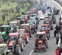 Παρατείνονται οι κυκλοφοριακές ρυθμίσεις λόγω αγροτικών κινητοποιήσεων