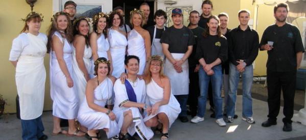 Εστιατόριο στην Αλάσκα άνοιξε Ελασσονίτης!