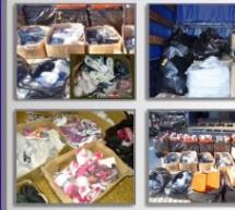 Απομιμήσεις αθλητικών προϊόντων στη Λάρισα
