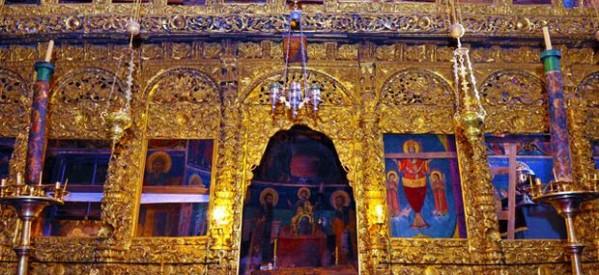 Σύλληψη ιερέα από την περιοχή Καλαμπάκας και Λαρισαίων για αγοραπωλησίες εικόνων