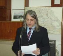 Ο Γ. Μητσιούλης ευχαριστεί τους δημοσιογράφους