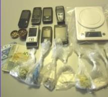 Σύλληψη και ειδικού φρουρού για διακίνηση ναρκωτικών