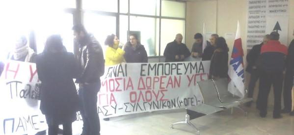 Ανοιξαν τα στόματα στο Νοσοκομείο Τρικάλων: Προβλήματα και με τις τραπεζοκόμους