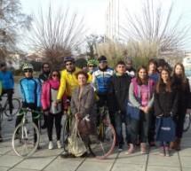 ΠΟΔΗΛΑΤΟ – Mobility από την ομάδα του 2ου Γυμνασίου Τρικάλων