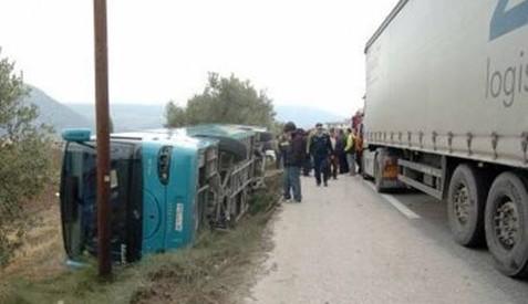 Σοβαρο τροχαίο στα Μάλγαρα με δύο νεκρές