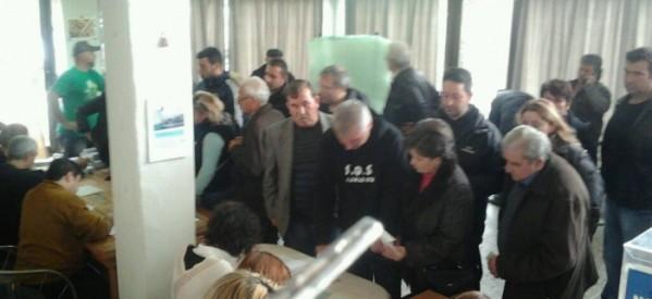 Μάθημα άμεσης δημοκρατίας στη Χαλκιδική