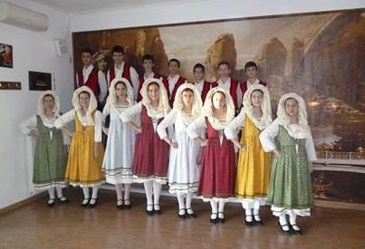 Η σχολή χορού «ΤΡΙΚΚΗ» στη διοργάνωση για το Κοινωνικό Παντοπωλείο