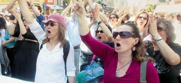 Στο απροχώρητο οι καθηγητές, αποφάσισαν τριήμερη απεργία