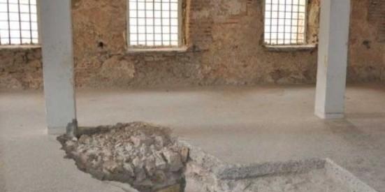 Προχωρά η ανάδειξη του οθωμανικού λουτρού στις παλιές φυλακές