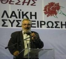 Ο Βαγγ. Μπούτας για την απεργία στις λαϊκές αγορές