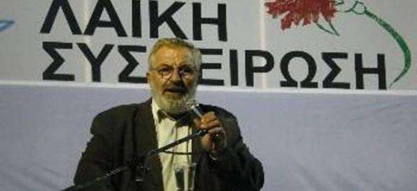 """Μπούτας: """"Κόκκινα βόλια"""" στις ευρωεκλογές, κανέναν στις περιφερειακές"""