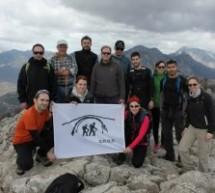 Ανάβαση από τον Ορειβατικό Όμιλο Πύλης στο »Αθήναιον»