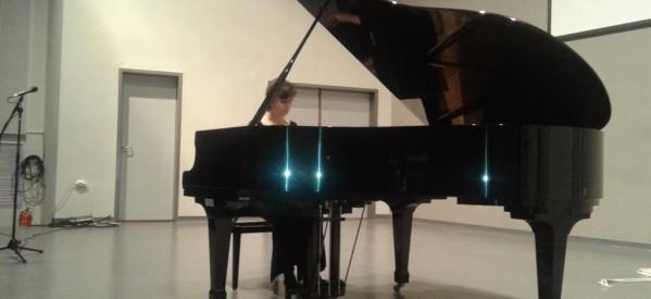 Ρεσιτάλ πιάνου στο Μουσικό Σχολείο Τρικάλων