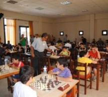 Σκακιστικοί αγώνες στα Τρίκαλα