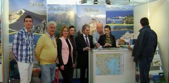 Σε τουριστική έκθεση στο Μόναχο η Περιφέρεια Θεσσαλίας