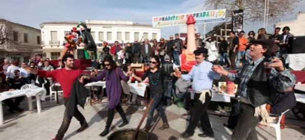 Από την Κυριακή το Τυρναβίτικο Καρναβάλι