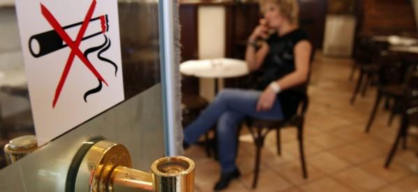Κατήργησαν τον ΕΟΠΥΥ, αλλά σκέφτονται την υγεία μας μέσω ελέγχων για το τσιγάρο