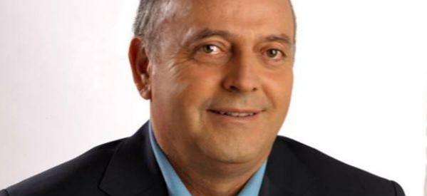 Καλά στην υγεία του ο Δήμαρχος Λαρισσαίων, μετά το ατύχημα