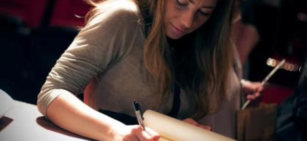 Τρικαλινή διεκδικεί το Κρατικό Λογοτεχνικό Βραβείο στην ποίηση!